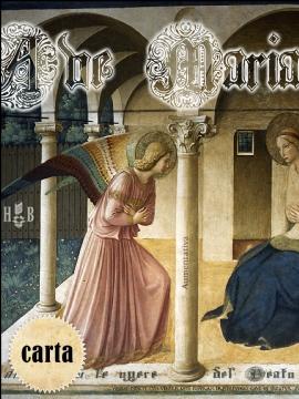 Ave Maria raccontata in CAA