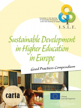 Sustainable Development in Higher Education in Europe