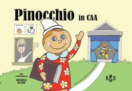 Pinocchio in CAA (cartonato)