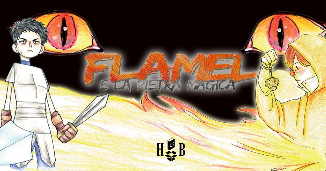 Flamel e la pietra magica in CAA